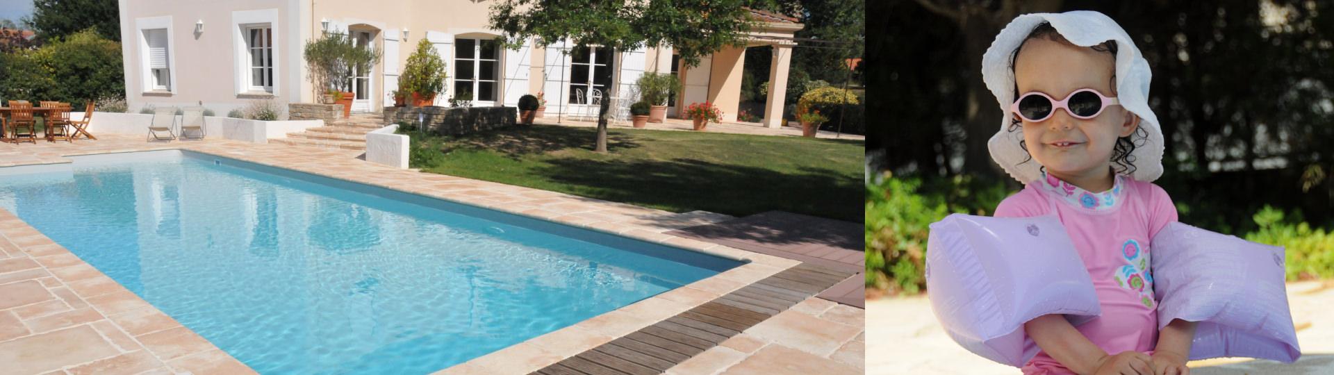 Piscines VINET, constructeur de piscines en Loire-Atlantique