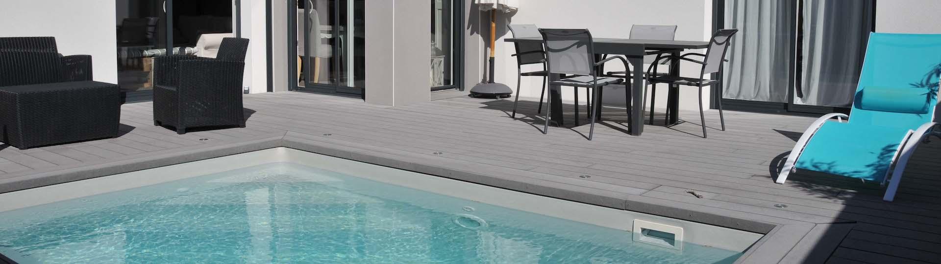 Piscines VINET, constructeur de piscines près de Nantes